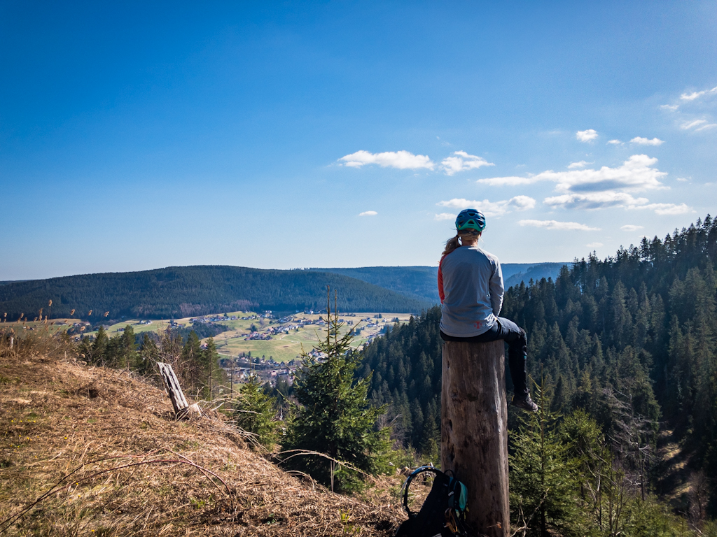 Ausblick-Baiersbronn.Mitteltal